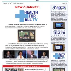 Streaming Health – Issue 5